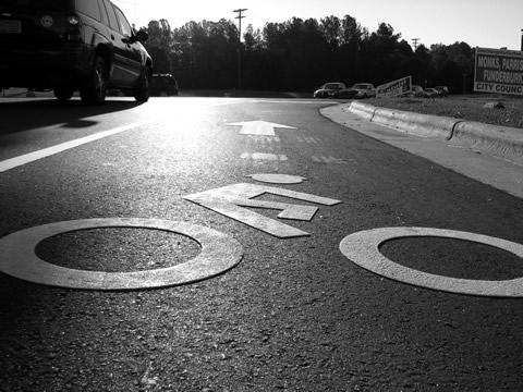 bike lane sm